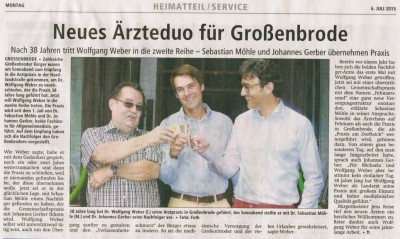Weber, Möhle, Gerber